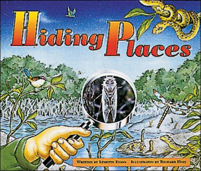Hiding Places Set A Early/Fluent Guided Readers by Lynette Evans