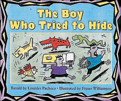 The Boy Who Tried to Hide Set C Fluent Guided Readers by Lourdes Pacheco