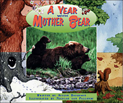 A Year with Mother Bear Setting Sun by McGraw-Hill Education