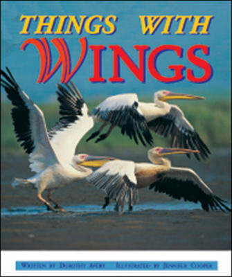 Things with Wings Setting Sun by Dorothy Avery