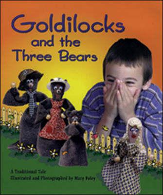 Goldilocks and the Three Bears Moon Rising by Mary Foley