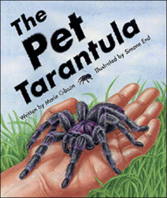The Pet Tarantula Moon Rising by Marie Gibson