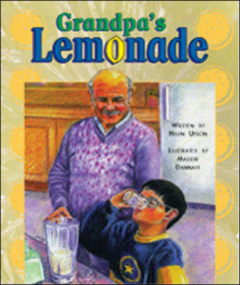 Grandpa's Lemonade Night Crickets by Helen Upson