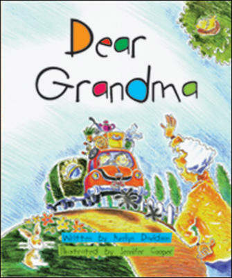 Dear Grandma Night Crickets by
