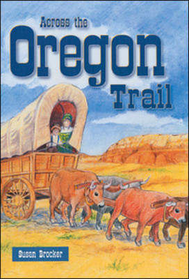 Across the Oregon Trail by Sally Odgers