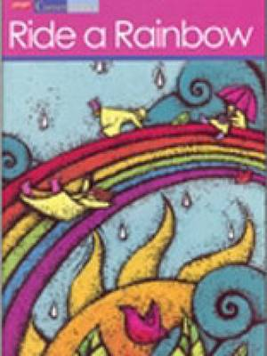 Cornerstones 1D Ride a Rainbow Student Anthology by Gage