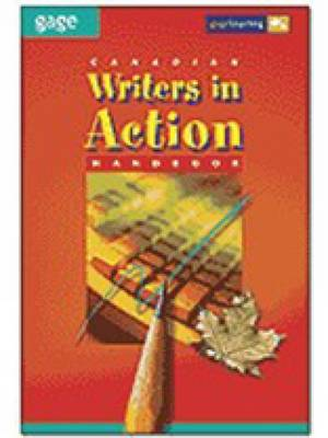 Gage Canadian Writers in Action by Steinberg
