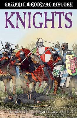 Knights by Gary Jeffrey, Nick Spender