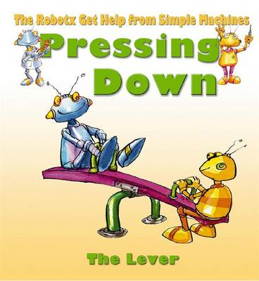 Pressing Down The Lever by Gerry Bailey