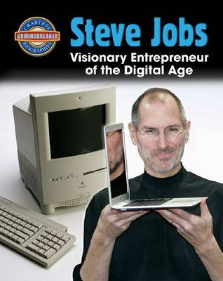 Steve Jobs by Jude Isabella, Matt J Simmons