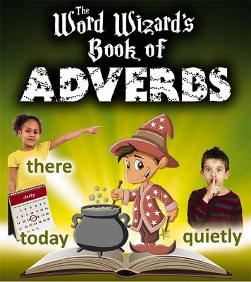 Book of Adverbs by Robin Johnson