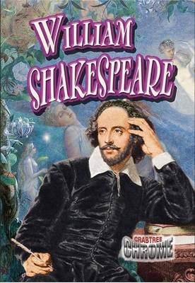 William Shakespeare by Robin Johnson