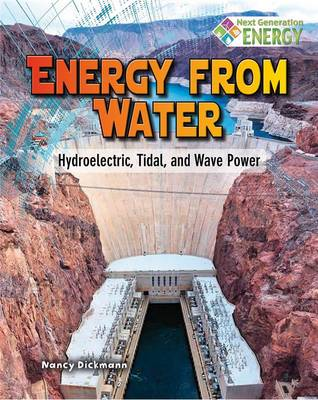 Energy from Water by Nancy Dickmann