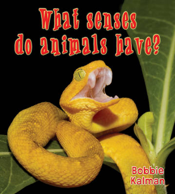 What Senses Do Animals Have? by Bobbie Kalman