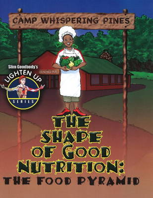 Shape of Good Nutrition The Food Pyramid by Slim Goodbody