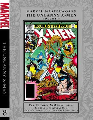 Marvel Masterworks: The Uncanny X-men Vol. 8 by Chris Claremont, Dr. Paul Smith, Dave Cockrum