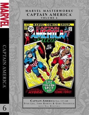 Marvel Masterworks Captain America by Stan Lee, John Romita, Gene Colan