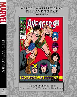 Marvel Masterworks Avengers by Stan Lee, Roy Thomas, Don Heck