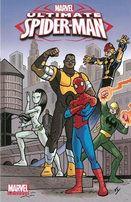 Marvel Universe Ultimate Spider-Man by Karl Kesel, Chris Eliopoulos, Brian Clevinger