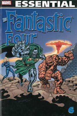 Essential Fantastic Four Reissue by Stan Lee, Roy Thomas, John Buscema