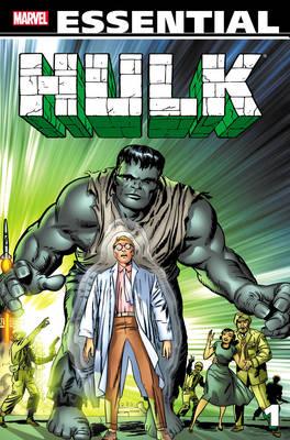 Essential Hulk Reissue by Stan Lee, Jack Kirby, Steve Ditko