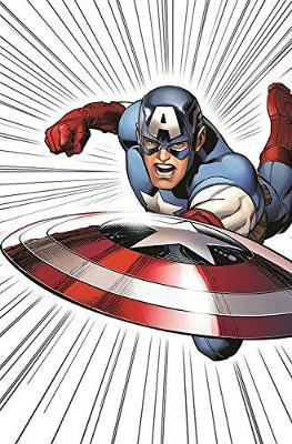 Marvel Universe Captain America: Civil War by Christos Gage, Howard Chaykin, Joe Caramagna