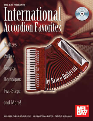 International Accordion Favorites by Bruce Bollerud