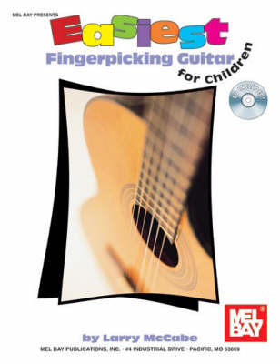 Easiest Fingerpicking Guitar for Children by Larry McCabe