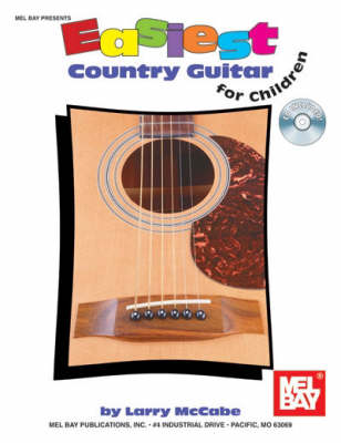 Easiest Country Guitar for Children by Larry McCabe