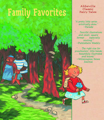 Family Favorites by Grimm Brothers, Jacob Grimm, Hans Christian Andersen