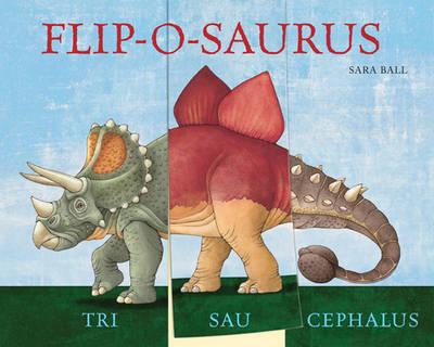 Flip-o-Saurus by Britta Drehsen