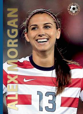 Alex Morgan by Illugi Jokulsson