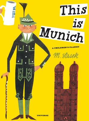 This is Munich by Miroslav Sasek