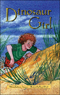 Dinosaur Girl Action and Adventure by Susan Devereux