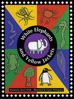 White Elephants and Yellow Jackets Something Strange by Derek Webb