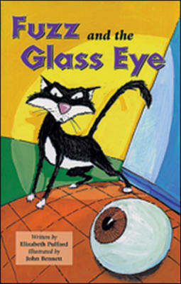 Fuzz and the Glass Eye Confidence and Courage by Kingscourt/McGraw-Hill
