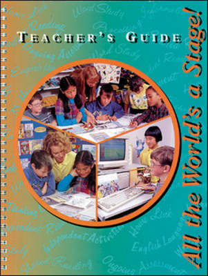 All the World's a Stage Teacher's Guide by