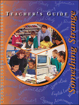 Something Strange Teacher's Guide by