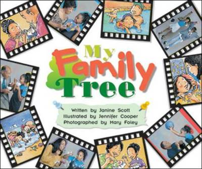 My Family Tree Level 6 by McGraw-Hill Education