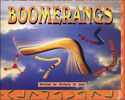 Boomerangs (Level 11) by McGraw-Hill Education
