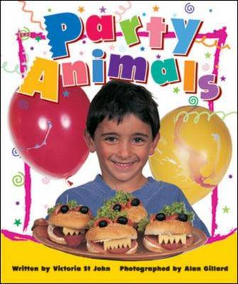 Party Animals (Level 14) by McGraw-Hill Education