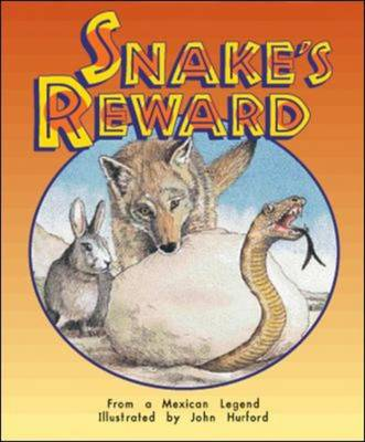 Snake's Reward (Level 14) by McGraw-Hill Education