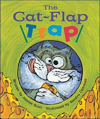 The Cat-Flap Trap (Level 15) by McGraw-Hill Education
