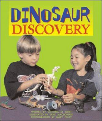 Dinosaur Discovery (Level 16) by McGraw-Hill Education