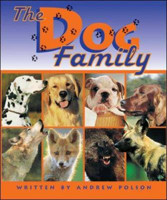 The Dog Family (Level 17) by McGraw-Hill Education