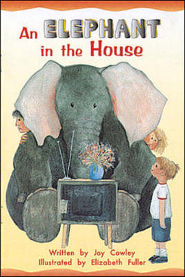 An Elephant in the House (Level 20) by