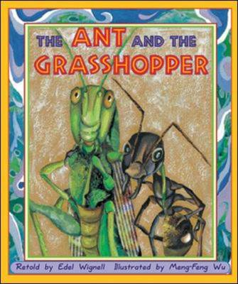 The Ant and the Grasshopper (Level 19) by