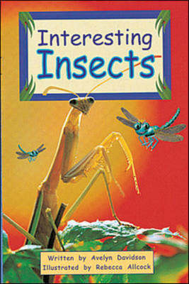 Interesting Insects (Level 19) by McGraw-Hill Education