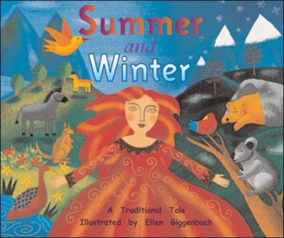 Summer and Winter (Level 12) by McGraw-Hill Education