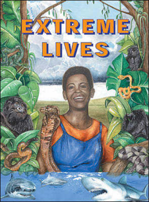 Extreme Lives Cougar by Susan Brocker, Kerrie Capobianco, Clare B. Roberts
